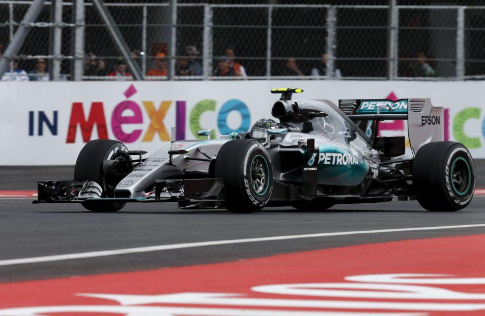 F1: Pole de Rosberg, Sainz fue 11º y Alonso saldrá penúltimo - AS.com