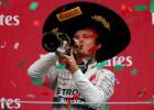 La carrera del GP de México en imágenes