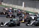 Rosberg no da opción y Sainz, fuera de los puntos en México