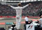 """Rosberg: """"Es el mejor podio de la temporada, fue genial"""""""