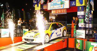 El Rally Islas Canarias regresa al Campeonato de Europa