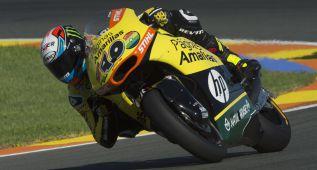 Rins y Pons, los más rápidos de la jornada de pruebas en Jerez