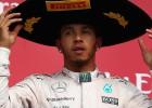 Hamilton llega hoy después de sufrir un accidente en Mónaco