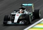 Hamilton manda en los libres y Alonso es decimosexto