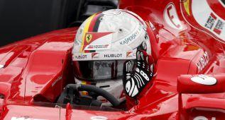 """Vettel: """"Todos están sufriendo con los neumáticos, es difícil"""""""