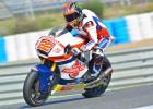 Lowes marca la pauta en el último test de Moto2 en Jerez