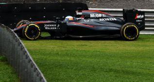 Alonso lleva 180 puestos de sanción este año