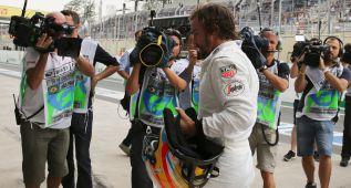 """Alonso: """"Que llegue la última carrera rápido y a 2016"""""""