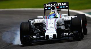 Massa es excluido por alta temperatura en sus Pirelli