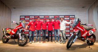 Himoinsa: repóquer rojo con la ilusión de ganar el Dakar