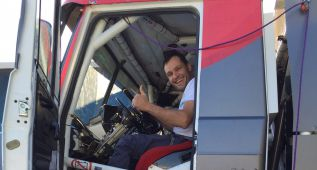 Nuevo reto de superación para Llovera: el Dakar en camión