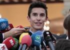 Márquez niega haber recibido amenazas a través del móvil