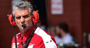 Arrivabene ve acertado que Lauda tema a Ferrari para 2016