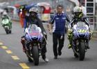 Yamaha reconfirma el 'no' al muro entre Lorenzo y Rossi