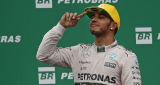 "Hamilton: ""¿Vettel? Nunca tuvo a Alonso de compañero"""