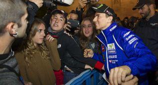 Jorge Lorenzo no correrá la 'Race of Champions 2015'