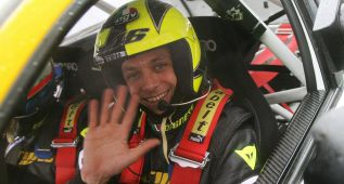 """Rossi se """"relajará"""" volviendo a disputar el Rally de Monza"""