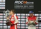 Vettel se llevó la Carrera de Campeones ante Kristensen