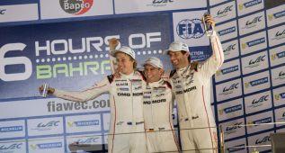Webber: campeón del mundo de Resistencia con Porsche