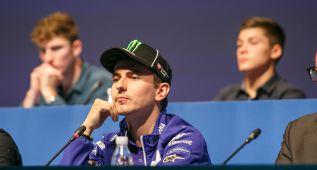 """Lorenzo: """"Por mi parte no habrá problemas con ningún piloto"""""""