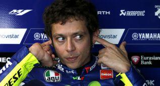 Rossi deja de seguir en 'Twitter' a Márquez y a Lorenzo