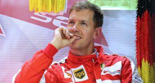 """Vettel: """"Verstappen y Sainz han hecho un Mundial fantástico"""""""