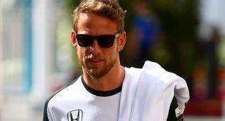 """Button: """"Alonso es un reto más consistente que Hamilton"""""""