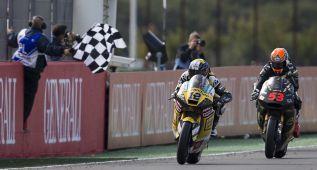 Suter deja el Mundial de Moto2 por la crisis de resultados