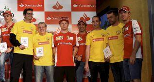 Gutiérrez derrotó a Vettel y Kimi… en el Master Karting