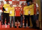 Gutiérrez venció a Vettel y Kimi… en el Master Karting