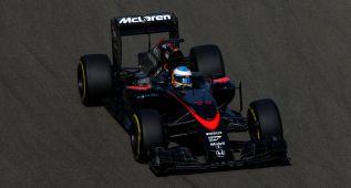 Alonso se quedó a menos de un segundo de los Mercedes