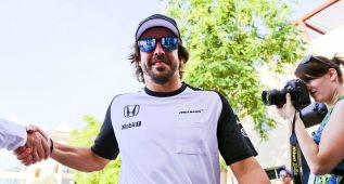 """Alonso: """"No creo que la novena posición sea real"""""""