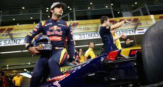 """Carlos Sainz: """"Ha sido una calificación casi perfecta"""""""