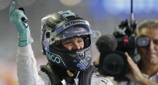 """Rosberg: """"Mi última vuelta fue absolutamente fantástica"""""""