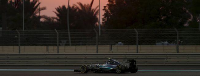 Triunfo de Nico Rosberg en otro doblete para Mercedes