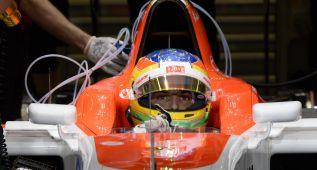 "Roberto Merhi: ""Ha sido una carrera para olvidar"""