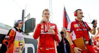 """Vettel: """"Ferrari es el equipo que más ha mejorado en un año"""""""