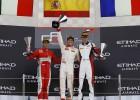 Gran victoria de Álex Palou y título para el francés Ocon