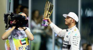 Hamilton, el mejor para los jefes de equipo, Alonso el sexto