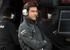 Wolff se cansa de la guerra y amenaza a Hamilton y Rosberg