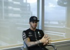 Hamilton: 'Podía salir de fiesta, levantarme y ganar la carrera'