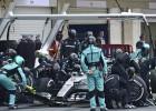 Mercedes denuncia el robo de datos con destino a Ferrari