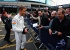 Button revela que pensó en retirarse al acabar el Mundial