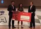 Marta García, el premio más joven en la gala de la RFEdA