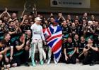 Mercedes paga 4.481.327 euros por conseguir los 703 puntos