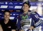 """Lorenzo: """"Depende de Rossi volver a pelear por el título"""""""
