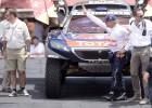 Ten Brinke impide la victoria de Carlos Sainz y Peugeot