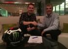 Jorge Lorenzo cambia de casco: deja HJC y firma con Shark