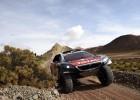Loeb lidera un nuevo triplete de la armada Peugeot