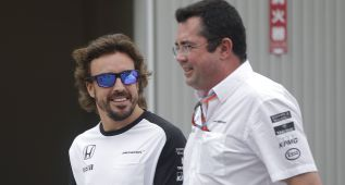 """McLaren: """"¿Alonso positivo si el coche no va bien? No lo creo"""""""